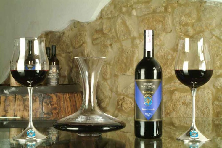 Be sure to reserve a tour of the Cantina & taste their delicious wines