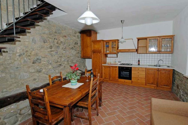 Simple and comfortable, the ideal place for relax near Montalcino