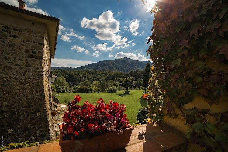 Agriturismo Ca' del Bosco - Una terrazza invitante per tutti