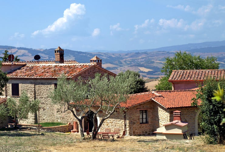 Agriturismo Casa Baccano - Val d'Orcia