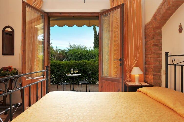 Bedroom Cesani Agriturismo