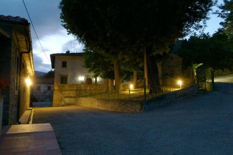 Agriturismo night view