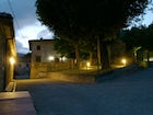 Agriturismo night view