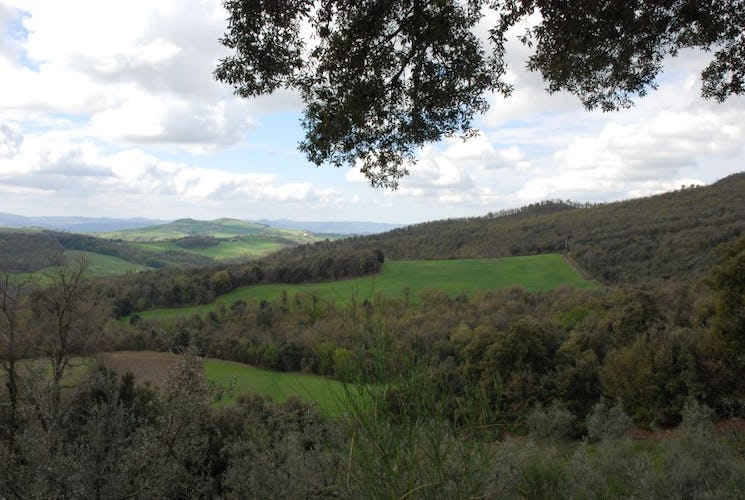 When you stay at Escaia you are close to Volterra & San Gimignano