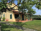Set in the green Pistoia landscape at Agriturismo Casa Italia