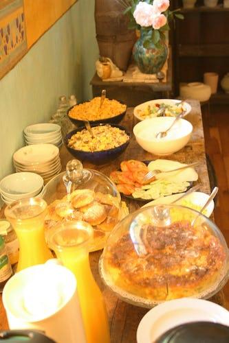 Agriturismo Il Colombaio di Barbara - Abundant & delicious Breakfast