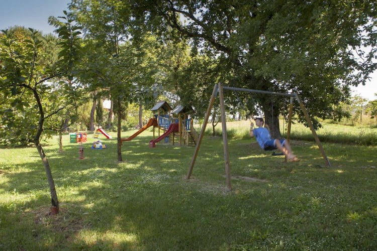 Agriturismo Il Molinello - Family oriented with games & open spaces