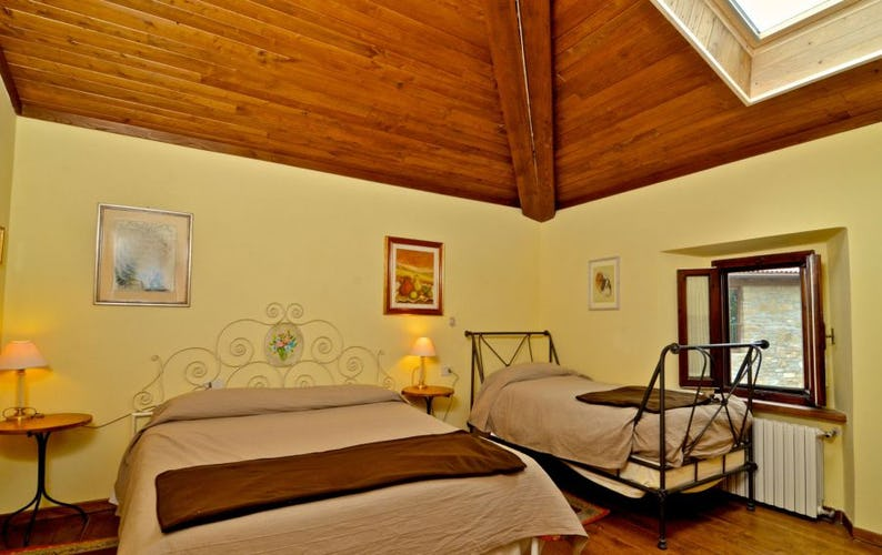 Bedroom Il Passeggere Agiturismo