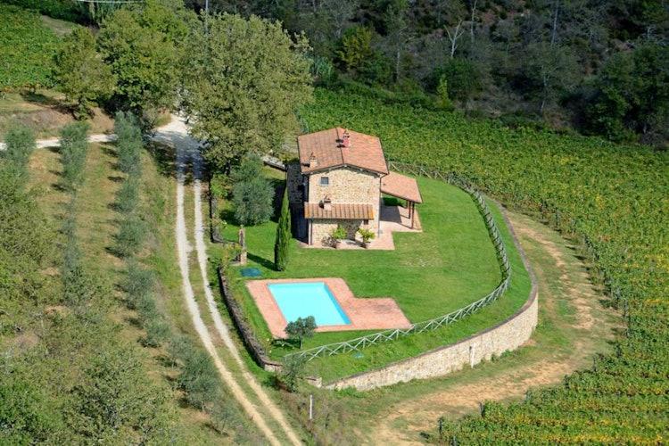 Accogliente Agriturismo in Toscana Incrociata