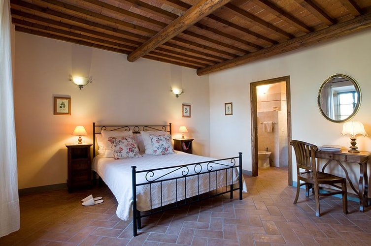 Appartamenti in Agriturismo in Chianti Incrociata