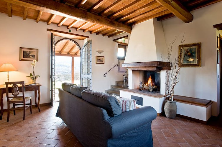 Relax at Incrociata Farm Holiday Tuscany