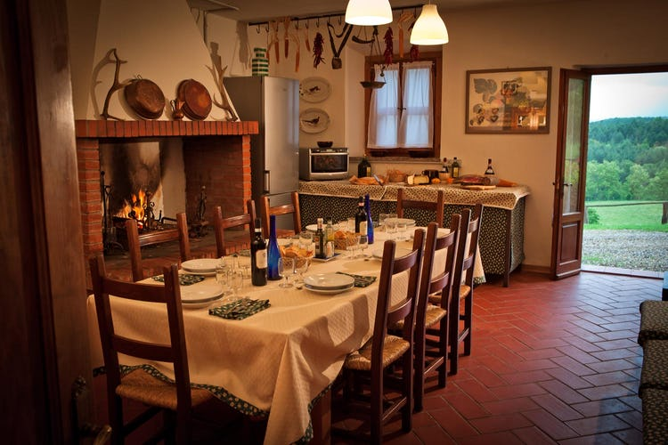 Agriturismo La Collina Delle Stelle - fambulous family suites in Tuscany