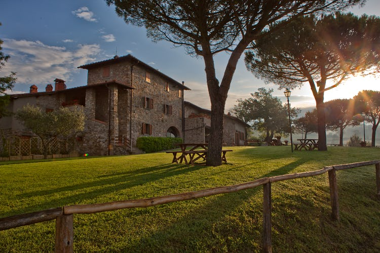 Agriturismo La Collina Delle Stelle - vacation apartments with onsite restaurant
