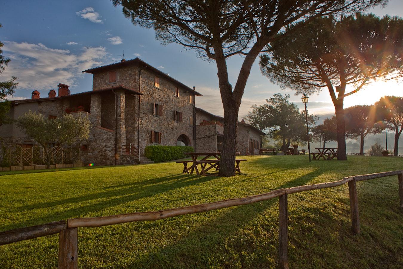 Agriturismo La Collina delle Stelle: Tuscany Accommodations