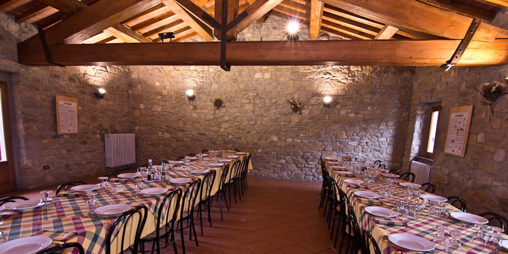 Restaurant Farmhouse La Collina delle Stelle