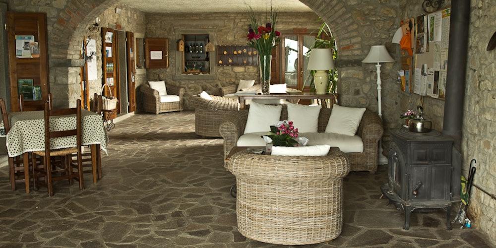 Arezzo Farmhouse La Collina delle Stelle