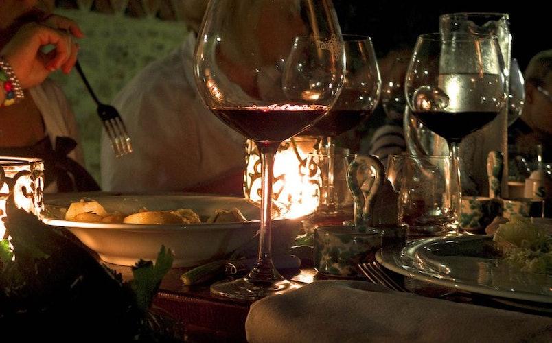 Wine  Lucciolaia Agriturismo