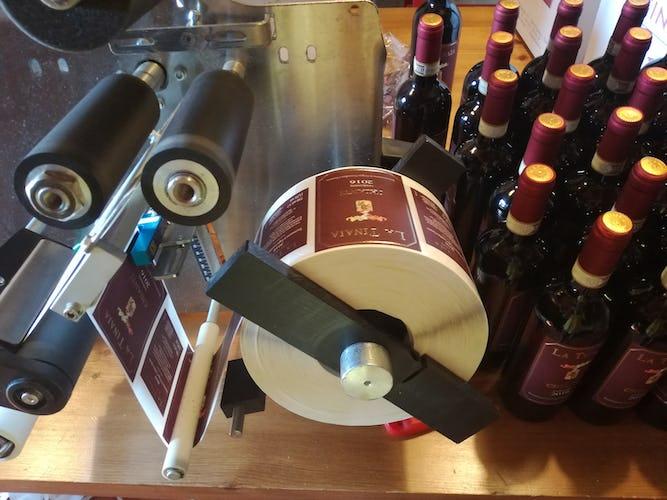 Agriturismo La Tinaia - nostro vino Chianti DOCG