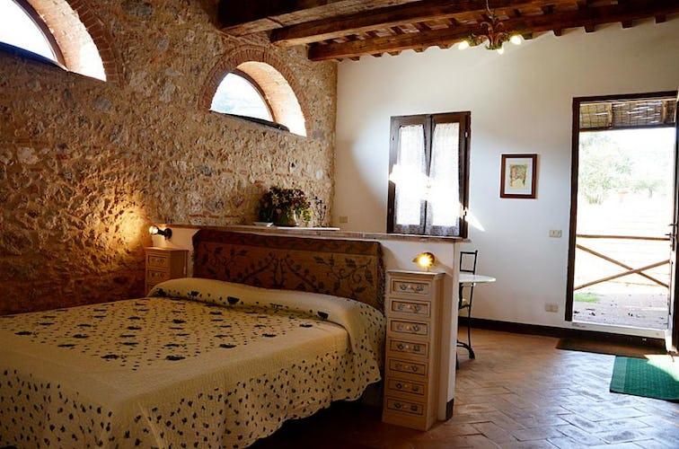 Camera Matrimoniale Agriturismo La Valentina