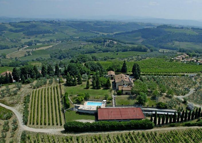 Agriturismo Le Pianore - Panorama