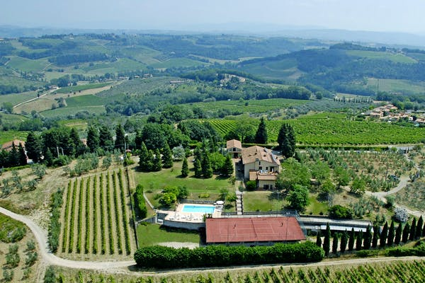 Agriturismo Le Pianore - More details