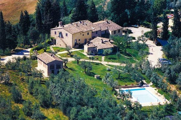 Agriturismo Montalbino - Podere nella Toscana