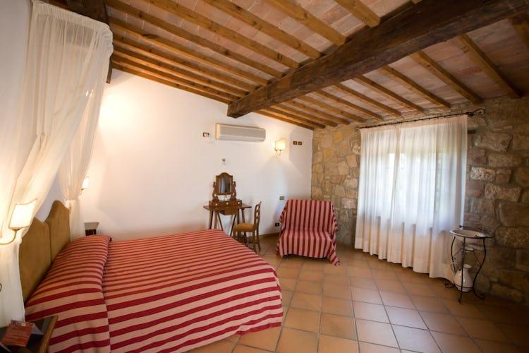 Agriturismo Palazzo Bandino - Sia gli appartamenti che le camere sono dotati di AC