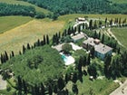 Agriturismo Pieve Sprenna - View from above