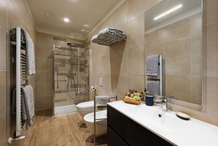 Agriturismo Poggio Mirabile has a modern & comfortable decor