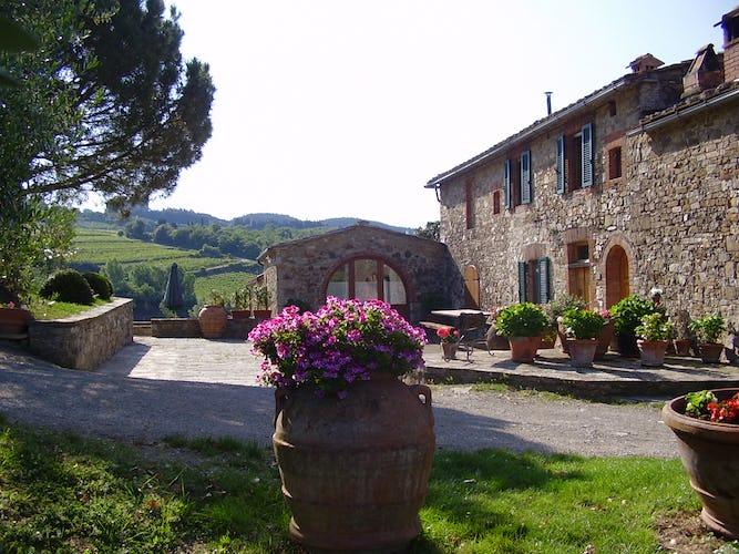 Agriturismo Rocca - Giardino