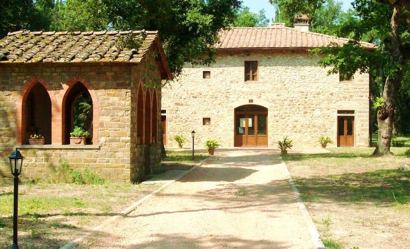 Agriturismo San Clemente - Tuscan Farmhouse