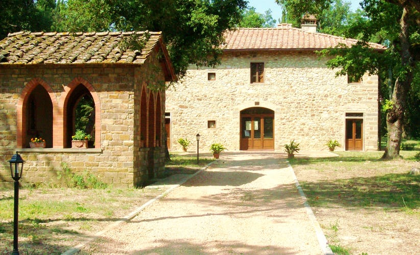 Agriturismo San Clemente - Fattoria nella Toscana