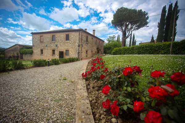 Agriturismo San Fabiano apartments and hoiday accommodations
