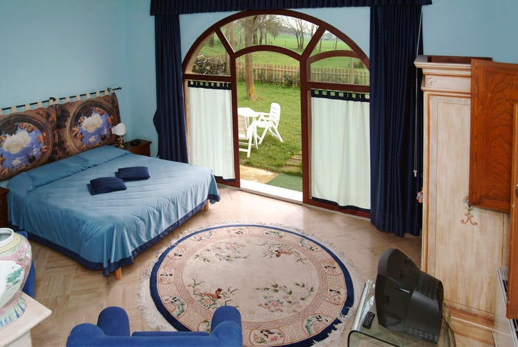 Agriturismo San Fabiano - Le Tortore Bedroom
