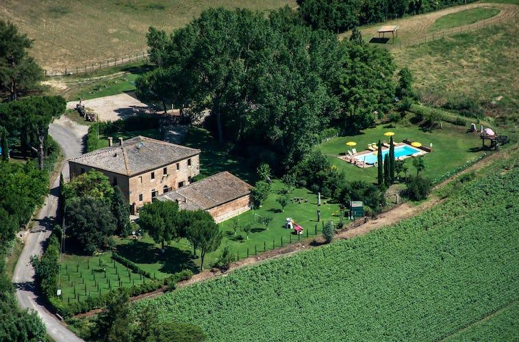 Agriturismo San Fabiano, alloggi per vacanze ed azienda agricola a gestione familiare