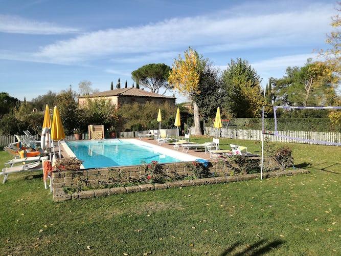 Agriturismo San Fabiano - Appartamenti con piscina