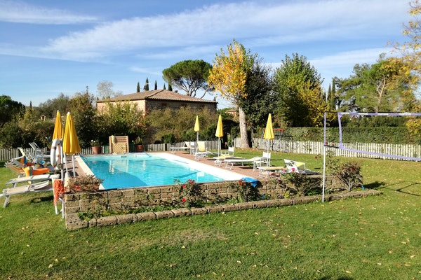 Agriturismo San Fabiano - Villa Apartments with Pool