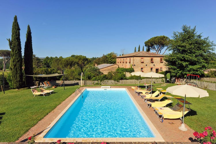 Agriturismo San Fabiano - Villa Apartments with Pool