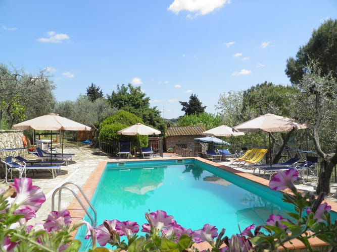 Agriturismo Vernianello - Chianti Farmhouse & Pool