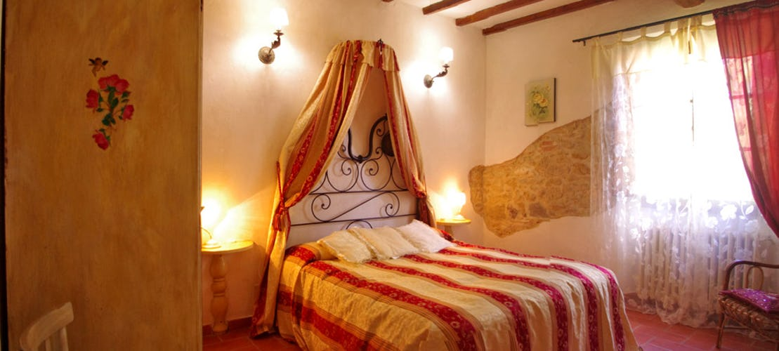 Volpe double room