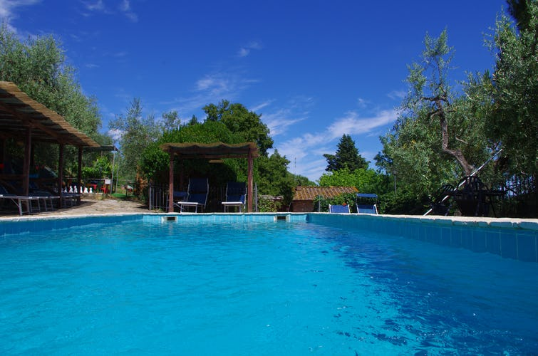 Agriturismo Vernianello - A view of the Pool