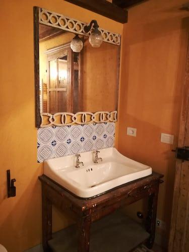 Agriturismo Vicolabate: tutta la biancheria da camera, bagno e cucina è inclusa e fornita