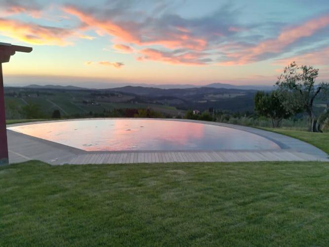 Agriturismo Vicolabate: appartamenti per vacanze e villa nel Chianti Classico