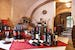The owners produce a deliciou olive oil & offer tastings of wine & oil