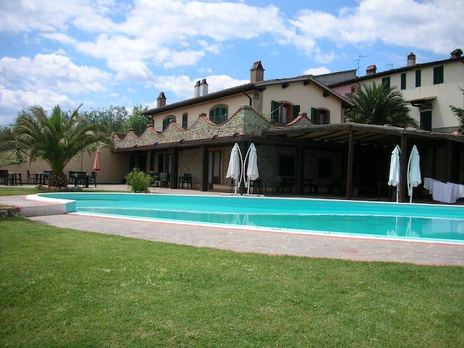 Agriturismo Villa Vacanze Manetti - Piscina & Villa