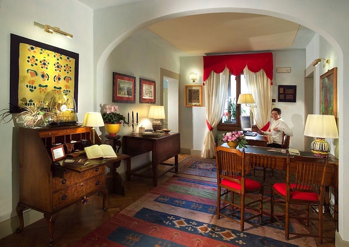 Sala comune Bed and Breakfast