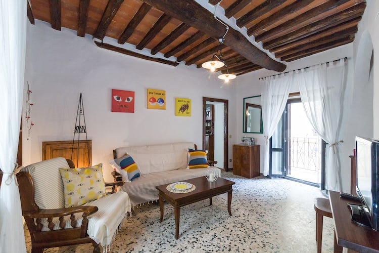 ART REBUS Chianti historic Holiday rental in a medieval tower
