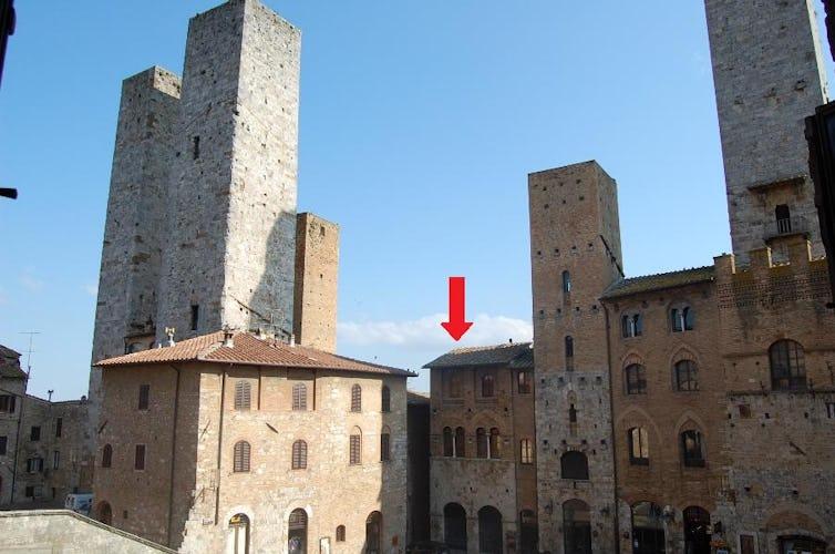 Attico Duomo - In San Gimignano