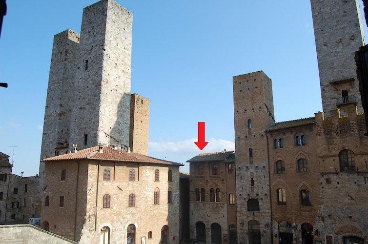Attico Duomo - A San Gimignano