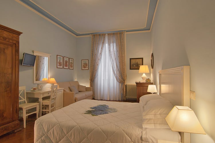 Al Duomo B&B - Panoramic Bedroom